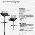 messgerät; messinstrument; thermometer