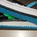 bovendelen, schoeisel; van leder; buitenzolen; van rubber; van…