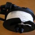 de coton; de matière plastique; crochet, attache; support; fil;…