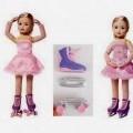"""Bei der Ware """"Jolina Ice Dance / Rollerskating Doll"""" handelt es sich um eine Kombination von Spielzeug der Position 9503 und einer anderen Ware, in Aufmachung für den Einzelverkauf,..."""