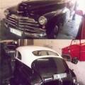 Gebrauchter Personenkraftwagen, mit Hubkolbenverbrennungsmotor mit Fremdzündung und einem Hubraum von 3.548 ccm, Typ Chevrolet Sedan Fleetline, Fahrgestellnummer CSD897F, Baujahr 1948. Das nicht...