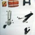 con cremallera; de fibra sintetica; chaleco; sin mangas; relleno;…