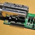 Baugruppe für einen Satellitenreceiver - aus einer mit digitalen DBS- und DBT-Tunern, monolithischen integrierten Schaltungen,    aktiven und passiven diskreten Bauelementen und Steckverbinder...