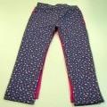 pantalon; de algodon; sin abertura; de punto; de elastano
