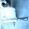 z oceli; zinek; z ocelového drátu; cívka; pokovené; provazy,…