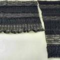 aus baumwolle; gewirke; gefärbt; mit elastomer