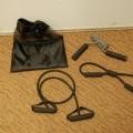 van kunststof; van nylon; speelgoed; sportuitrusting; voor training;…