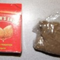 water; tobacco; menthol