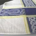 tea towel of 100% cotton, hemmed on all sides.  the tea towel…