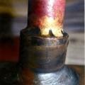 z oceli; trubky; přípojky; koncové části