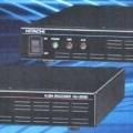 Encoder-Modul, Decoder-Modul - aus Audio/Videosignalelektronik mit MPEG-Encoder, bzw. MPEG-Decoder und   Ethernet-Controller in einem Gehäuse (Abmessungen: 210 x 42 x 270 mm) mit   Bedienelementen,...
