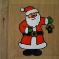 no plastmasas; dekorēšanai; ziemassvētku preces; pašlīpošs; ar…