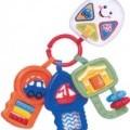 iz plastike; za dojenčke; za otroke; igrače; glasbene igrače