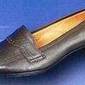 z usne; z plastu; pre ženy; obuv; poltopánková obuv