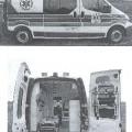 do przewozu osób; silniki o zapłonie samoczynnym; nowy; ambulansy