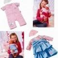 """Sog. """"Baby Annabell"""" Spielkleidchen"""" Es handelt sich um ein Bekleidungsset, erkennbar für Puppen der Serie Baby Annabell, welches in zwei Variationen erhältlich ist: - bestehend..."""