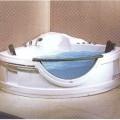 massaažiaparatuur; dušid; akrüülist; vannid; pumbad
