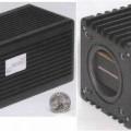 Fernsehkamera - aus einem InGaAs-Zeilenbildsensor und Signalverarbeitungselektronik in einem Gehäuse    mit Objektivanschluss und Videoausgang, - ohne dauerhaften Bildspeicher, - zum Aufnehmen...