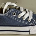 """Trainingsschuhähnliche Schuhe (lt. Antrag: """"Freizeitschuh für Kinder, Art. 384204, blau"""", Foto siehe Anlage) - mit Laufsohlen aus (lt. Antrag) Kunststoff, - mit Oberteil aus Spinnstoff, -..."""