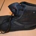 van leder; van textielstof; schoenen; niet speciaaltechnisch…