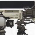 Fernsehkamera  - aus CMOS-Bildsensoren, elektronischem Verschlusssystem, Bildsignalelektronik    und Speicherbausteinen zur temporären Bildspeicherung, in einem Gehäuse    (Abmessungen: 160...