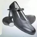 parte superior, calzado; de caucho; zapato; con cierre de hebilla;…