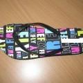 zgornji deli, obutev; obutev za prosti čas; iz plastike; guma;…