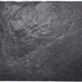 Angaben: Warenbezeichnung: Naturschieferplatten mit Gummifüßen (4 Stück), Art.-Nr. 49609 - Abmessungen (LxB): 30 x 25 cm - Farbe: schwarz - Material: Tonschiefer - Bearbeitung: Oberfläche...