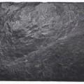 Angaben: Warenbezeichnung: Naturschieferplatten mit Gummifüßen (4 Stück), Art.-Nr. 49610 - Abmessungen (LxB): 32 x 12 cm - Farbe: schwarz - Material: Tonschiefer - Bearbeitung: Oberfläche...