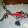 para niños pequeños; ciclo; bicicleta
