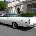 1970 FORD RANCHERO. LEFT HAND DRIVE. 5.7L PETROL ENGINE, AUTOMATIC TRANSMISSION. COLOUR: WHITE WITH BLUE VINYL ROOF AND BLUE CLOTH INTERIOR. IN ORIGINAL CONDITION. INTENDED USE: FOR SHOWS, UNDER...