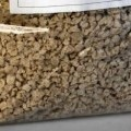 Texturiertes Sojaprotein  Ein Warenmuster (nicht in Originalumschließung) und vertrauliche Angaben zur Zusammensetzung  (siehe Feld 8) lagen vor.   Nach den Antragsangaben handelt es sich um...