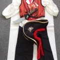 trousers; cotton; woven; put up for retail sale; for children