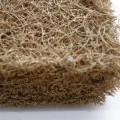 netkané textilie; matrace, žíněnky; s pojivou látkou; z kokosového…