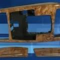 iz plastike; iz lesa; za okras; deli motornih vozil; karoserije