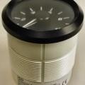 Druckanzeigegerät (Artikel-Nr.: A2C60000259) bestehend aus einem Kunststoffgehäuse mit Schraubgewinde mit einem Durchmesser von 52, 80 oder 100 mm und einer Höhe von z.B. 54,3 mm, an dem ein...