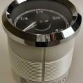 Vorratsanzeigegerät (Artikel-Nr.: A2C60000353) bestehend aus einem Kunststoffgehäuse mit Schraubgewinde mit einem Durchmesser von 52, 80 oder 100 mm und einer Höhe von z.B. 54,3 mm, an dem...