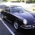 1967 PORSCHE 911 MOTOR CAR. WITH LEFT HAND DRIVE. WITH 2L PETROL ENGINE. WITH MANUAL TRANSMISSION. IN ITS ORIGINAL CONDITION  AND IS WITHOUT SUBSTANTIAL CHANGES TO THE ENGINE, CHASSIS, BRAKES...