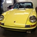 1972 PORSCHE 911 MOTOR CAR. WITH LEFT HAND DRIVE. WITH A 2.4 L PETROL ENGINE. WITH MANUAL TRANSMISSION. IN ITS ORIGINAL CONDITION  AND IS WITHOUT SUBSTANTIAL CHANGES TO THE ENGINE, CHASSIS, BRAKES...