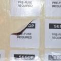 nyomott; papír; papírból; öntapadó; címke; papír- és kartontermékek