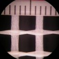 tkanine; mreže; impregniran; za zgradbe