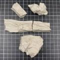 polyestery; polyethylentereftalát; k výrobě; zbytky