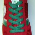 parte superior, calzado; de cuero; de caucho; calzado bajo