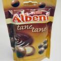 Gebäckkugeln mit Schokoladenüberzug  Antragsangaben: 358-3 Ülker Albeni Schokoladenkugeln mit Keksfüllung  Daten laut beiliegender Rezeptur: Milchfett: 3,64 % Milchprotein: 3,50 % Stärke/Glucose:...