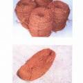z kokosového ořechu; textilní vlákna; rostlinného původu; provazy,…