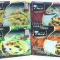 Tiefgekühlte, gefüllte, vorgebackene Teigfladen  Antragsangaben: ASIA Wraps Chicken Teriyaki Wrap 130 g; Vegetables 35.38 % (Yard Long Bean, Bamboo Shoot), Wrap Bread Flour 24.62 % (Wheat Flour,...