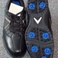 outer soles; leather; sports footwear
