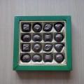 dėžutės; kakava; augalinis aliejus; saldainiai