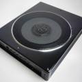 Aktive Subwoofer-Lautsprecherbox, Visaton Subwoofer, Art.-Nr.: SubVA 130903-2 - aus einem Bass-Lautsprecher (Durchmesser: 254 mm) mit integriertem Tonfrequenzverstärker   in einem Gehäuse (Abmessungen:...