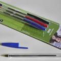 kugelschreiber; aus kunststoff; tinte; zum schreiben